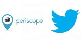 vine, periscope son propiedad y fueron comprado por twitter